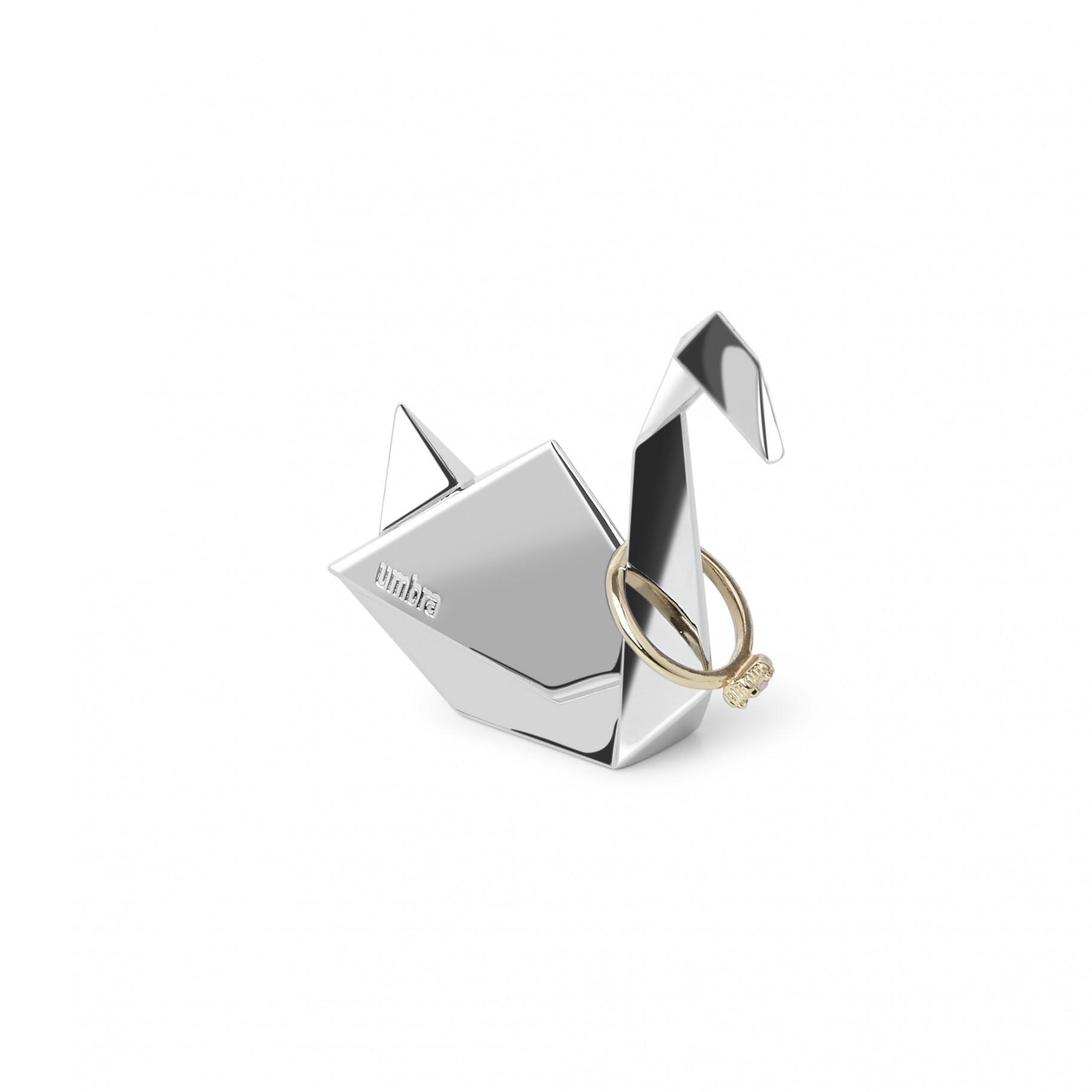 Stojan na prsteny Origami labuť Umbra 27a3fddd76