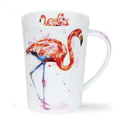Hrnek Argyll Flamingo 500 ml
