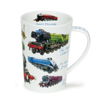 Hrnek Argyll Trains 500 ml